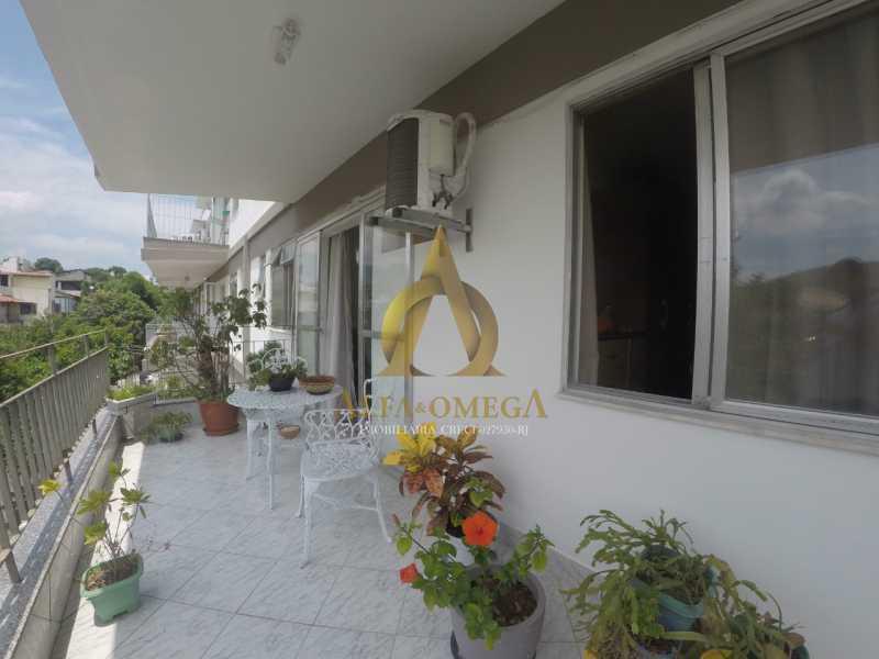4 - Apartamento 3 quartos à venda Pechincha, Rio de Janeiro - R$ 365.000 - AOJ30095 - 3
