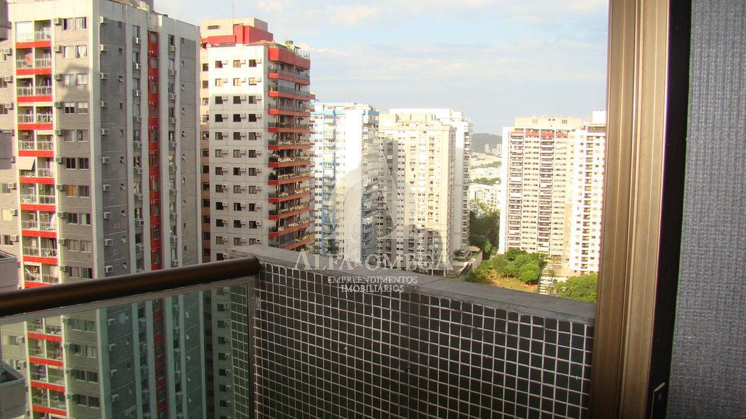 FOTO 6 - Apartamento 2 quartos à venda Barra da Tijuca, Rio de Janeiro - R$ 680.000 - AO20241 - 7