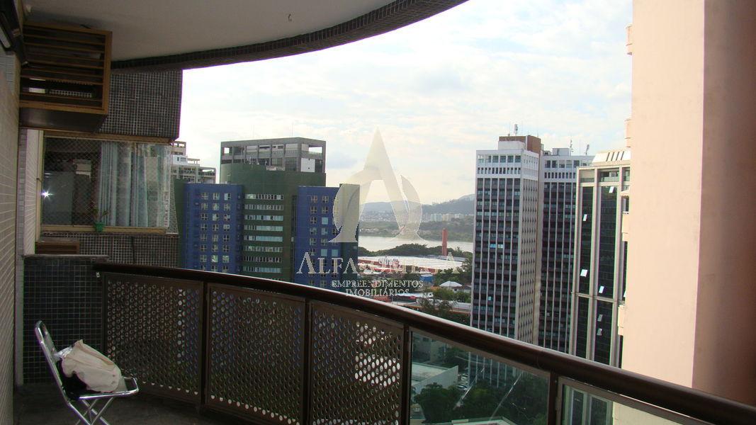 FOTO 5 - Apartamento 2 quartos à venda Barra da Tijuca, Rio de Janeiro - R$ 680.000 - AO20241 - 6
