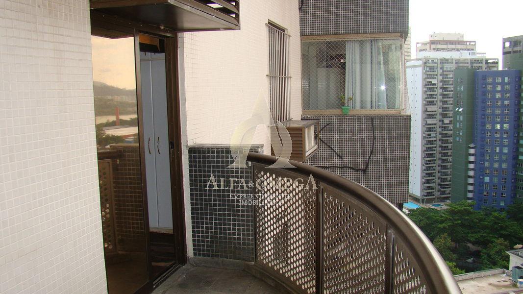 FOTO 7 - Apartamento 2 quartos à venda Barra da Tijuca, Rio de Janeiro - R$ 680.000 - AO20241 - 8