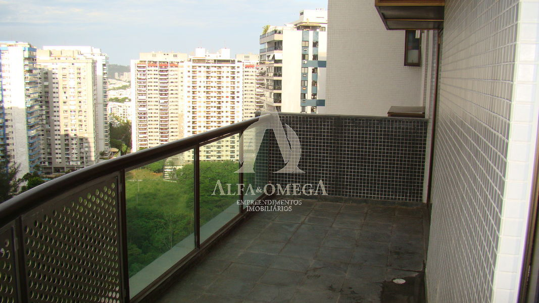 FOTO 8 - Apartamento 2 quartos à venda Barra da Tijuca, Rio de Janeiro - R$ 680.000 - AO20241 - 9