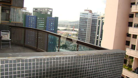 FOTO 2 - Apartamento 2 quartos à venda Barra da Tijuca, Rio de Janeiro - R$ 680.000 - AO20241 - 3