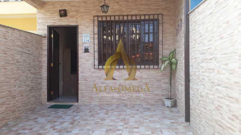 1 - Casa 2 quartos à venda Curicica, Rio de Janeiro - R$ 400.000 - AOJ60185 - 23