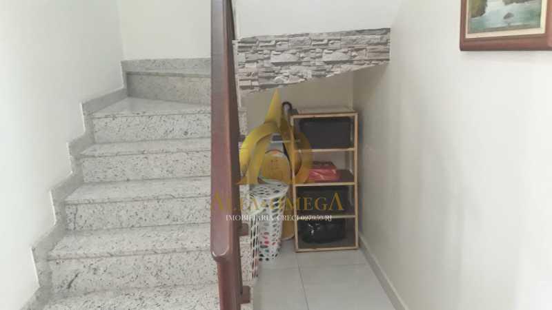 4 - Casa 2 quartos à venda Curicica, Rio de Janeiro - R$ 400.000 - AOJ60185 - 22