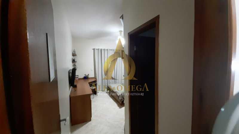 7 - Casa 2 quartos à venda Curicica, Rio de Janeiro - R$ 400.000 - AOJ60185 - 10