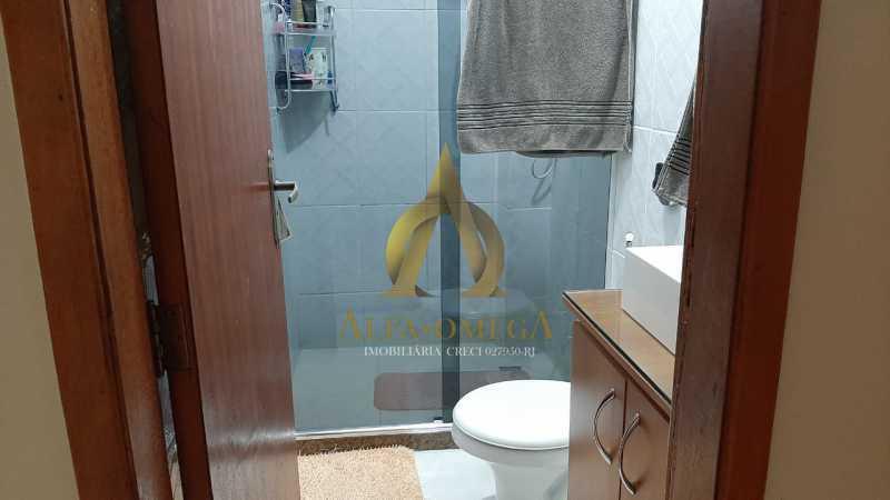 12 - Casa 2 quartos à venda Curicica, Rio de Janeiro - R$ 400.000 - AOJ60185 - 15