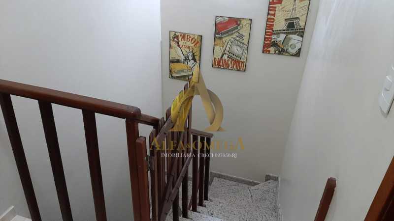 14 - Casa 2 quartos à venda Curicica, Rio de Janeiro - R$ 400.000 - AOJ60185 - 6