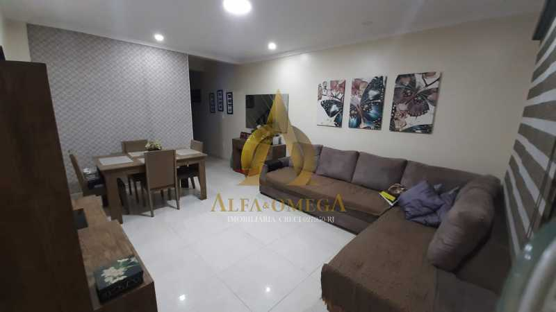 16 - Casa 2 quartos à venda Curicica, Rio de Janeiro - R$ 400.000 - AOJ60185 - 1