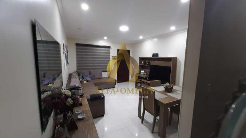 17 - Casa 2 quartos à venda Curicica, Rio de Janeiro - R$ 400.000 - AOJ60185 - 3
