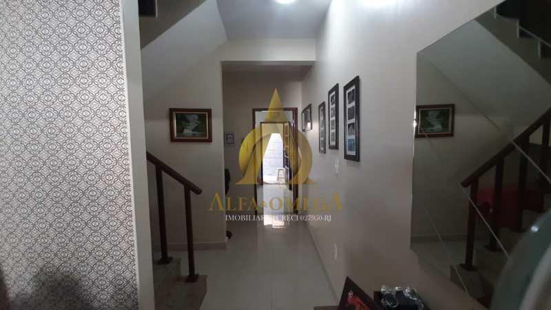18 - Casa 2 quartos à venda Curicica, Rio de Janeiro - R$ 400.000 - AOJ60185 - 4