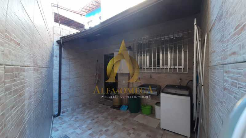 20 - Casa 2 quartos à venda Curicica, Rio de Janeiro - R$ 400.000 - AOJ60185 - 21
