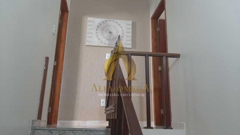 22 - Casa 2 quartos à venda Curicica, Rio de Janeiro - R$ 400.000 - AOJ60185 - 7