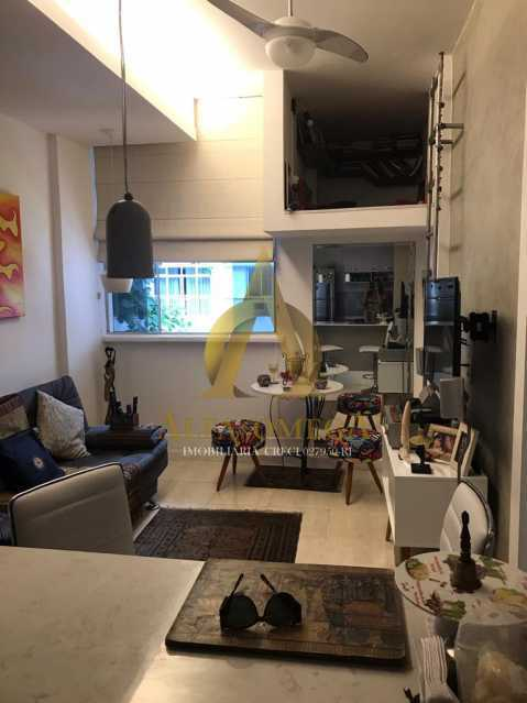 8dd68966-81af-4a19-9bb7-bffea0 - Apartamento 1 quarto à venda Copacabana, Rio de Janeiro - R$ 560.000 - AO10258 - 1