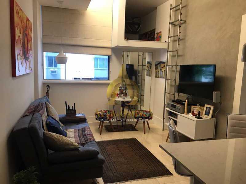 af2e633b-3bdb-4f3c-92f1-2478ae - Apartamento 1 quarto à venda Copacabana, Rio de Janeiro - R$ 560.000 - AO10258 - 3