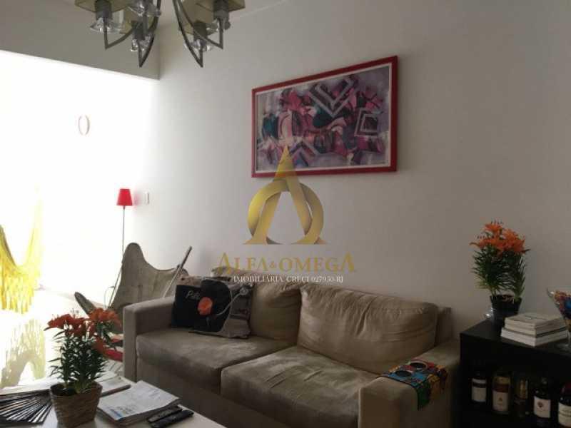 2 - Apartamento 2 quartos à venda Copacabana, Rio de Janeiro - R$ 879.000 - SF20282 - 3