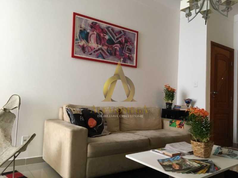 4 - Apartamento 2 quartos à venda Copacabana, Rio de Janeiro - R$ 879.000 - SF20282 - 1