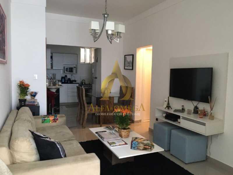 16 - Apartamento 2 quartos à venda Copacabana, Rio de Janeiro - R$ 879.000 - SF20282 - 4