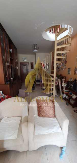 2 - Apartamento 3 quartos à venda Tijuca, Rio de Janeiro - R$ 800.000 - SF30098 - 3
