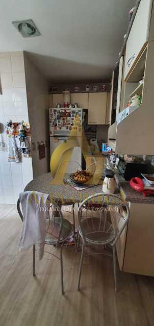 10 - Apartamento 3 quartos à venda Tijuca, Rio de Janeiro - R$ 800.000 - SF30098 - 12