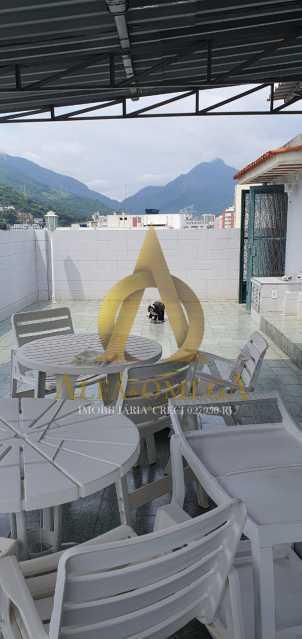 14 - Apartamento 3 quartos à venda Tijuca, Rio de Janeiro - R$ 800.000 - SF30098 - 14