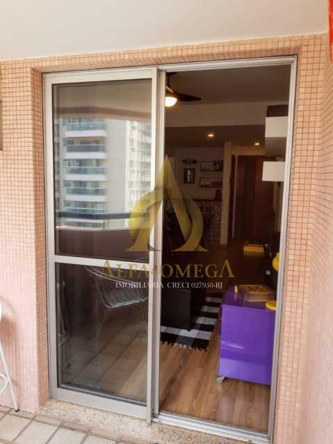 2e7c8b1c-a252-4939-991e-1b7363 - Apartamento 1 quarto à venda Barra da Tijuca, Rio de Janeiro - R$ 600.000 - AO10259 - 6