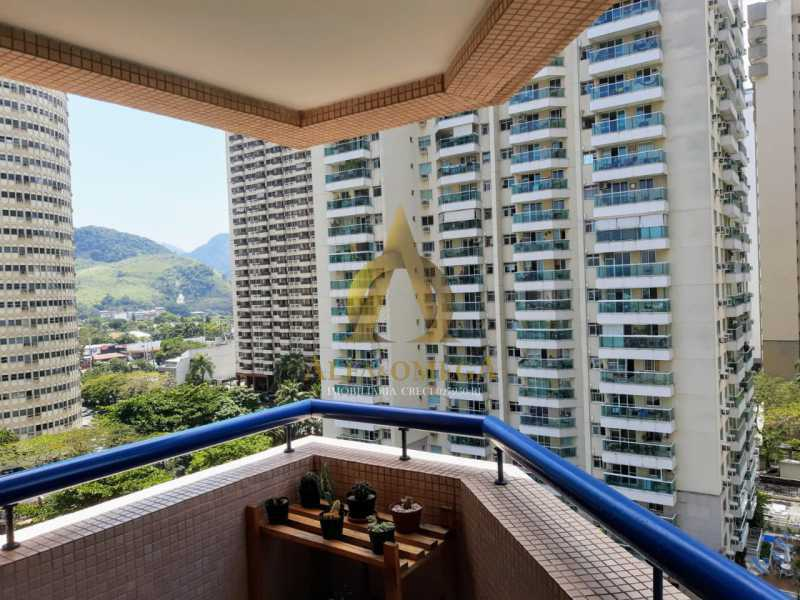 4e00049a-3a48-4424-9adc-0c7e95 - Apartamento 1 quarto à venda Barra da Tijuca, Rio de Janeiro - R$ 600.000 - AO10259 - 4