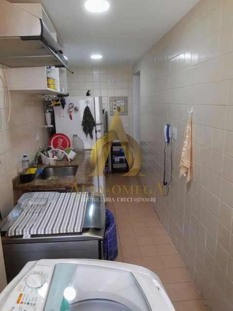 8cf7a511-7887-4464-a67a-f92d75 - Apartamento 1 quarto à venda Barra da Tijuca, Rio de Janeiro - R$ 600.000 - AO10259 - 13