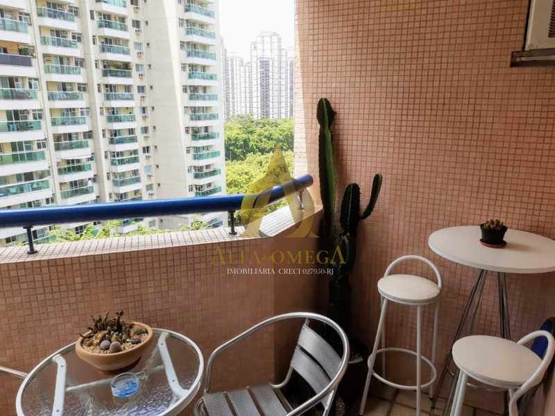 aea7e3c1-dc02-4eb1-9201-7a866f - Apartamento 1 quarto à venda Barra da Tijuca, Rio de Janeiro - R$ 600.000 - AO10259 - 7