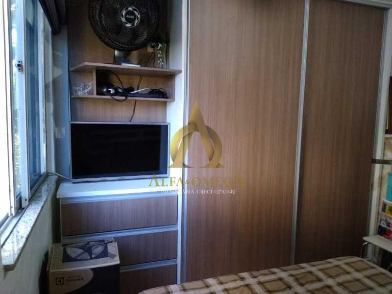 1 - Apartamento 2 quartos à venda Taquara, Rio de Janeiro - R$ 220.000 - AOJ20286 - 6