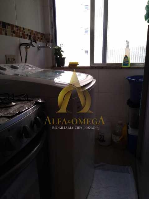4 - Apartamento 2 quartos à venda Taquara, Rio de Janeiro - R$ 220.000 - AOJ20286 - 14