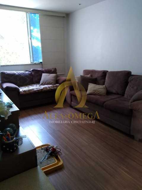 10 - Apartamento 2 quartos à venda Taquara, Rio de Janeiro - R$ 220.000 - AOJ20286 - 4