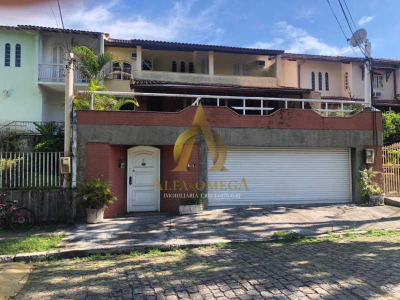 2 - Casa em Condomínio 3 quartos à venda Anil, Rio de Janeiro - R$ 950.000 - SF60188 - 29