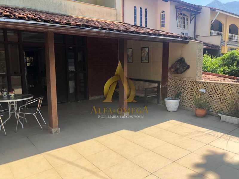 7 - Casa em Condomínio 3 quartos à venda Anil, Rio de Janeiro - R$ 950.000 - SF60188 - 22