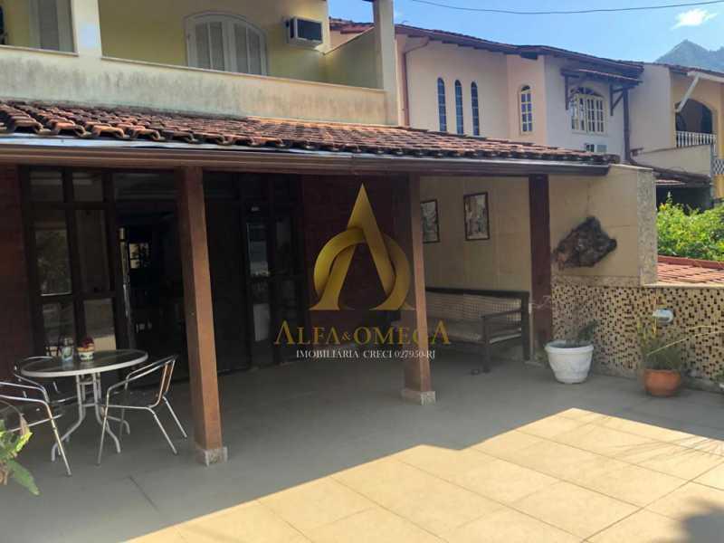 8 - Casa em Condomínio 3 quartos à venda Anil, Rio de Janeiro - R$ 950.000 - SF60188 - 23