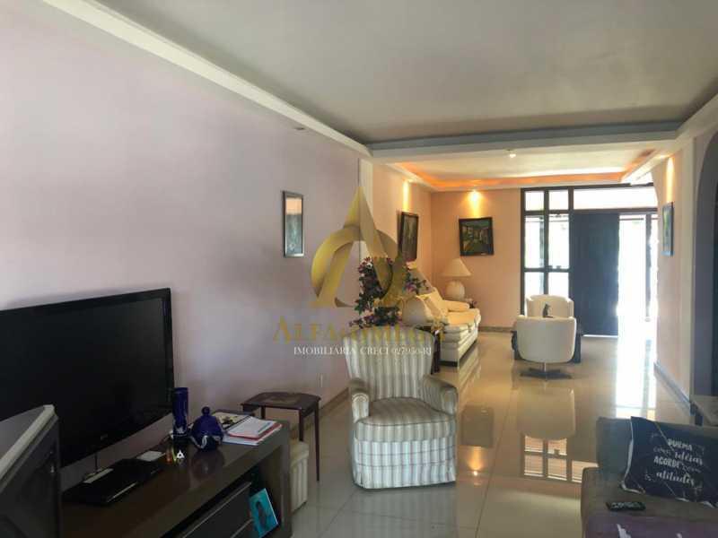 10 - Casa em Condomínio 3 quartos à venda Anil, Rio de Janeiro - R$ 950.000 - SF60188 - 1