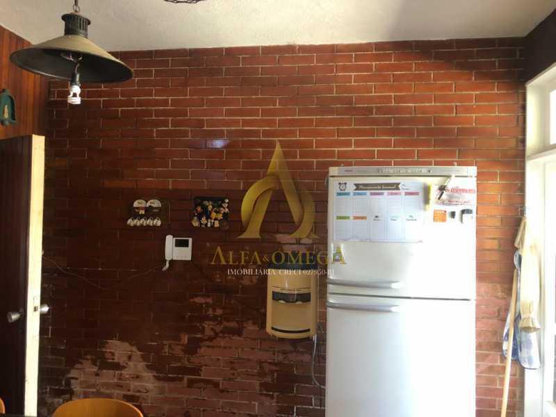 15 - Casa em Condomínio 3 quartos à venda Anil, Rio de Janeiro - R$ 950.000 - SF60188 - 17