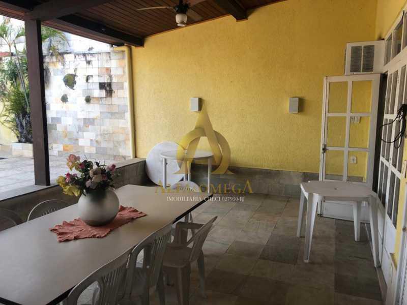 20 - Casa em Condomínio 3 quartos à venda Anil, Rio de Janeiro - R$ 950.000 - SF60188 - 19