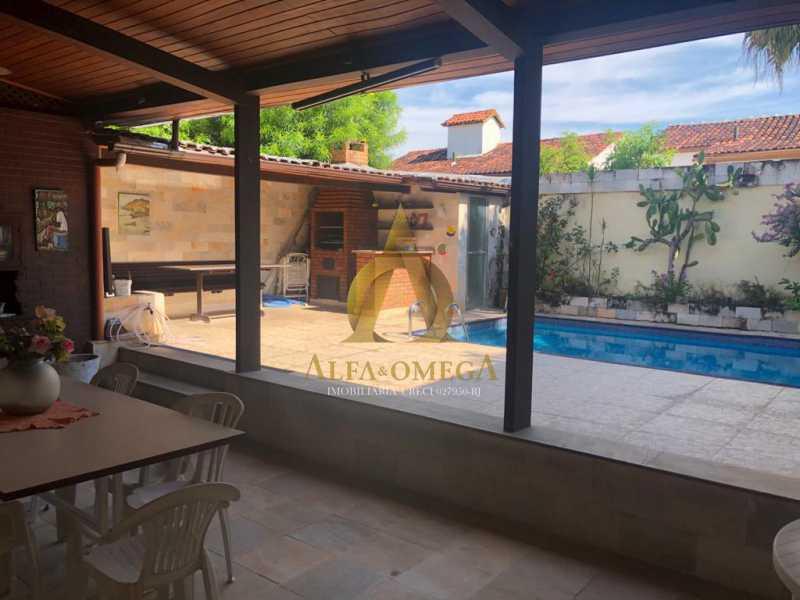 21 - Casa em Condomínio 3 quartos à venda Anil, Rio de Janeiro - R$ 950.000 - SF60188 - 20