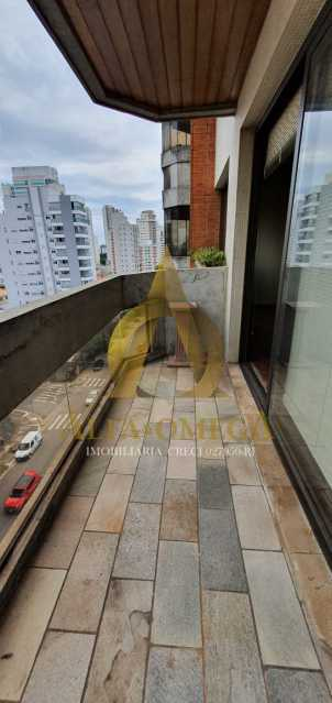 1 - Apartamento 3 quartos à venda Vila Clementino, São Paulo - R$ 1.350.000 - SF30100 - 4