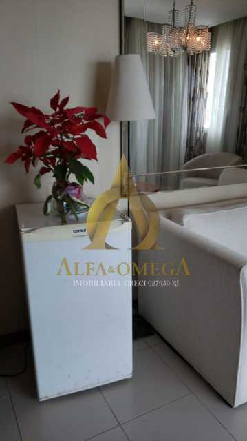 1286747b-8cc5-47c2-ace4-bdd156 - Loft 1 quarto para alugar Barra da Tijuca, Rio de Janeiro - R$ 2.000 - AO10186L - 5