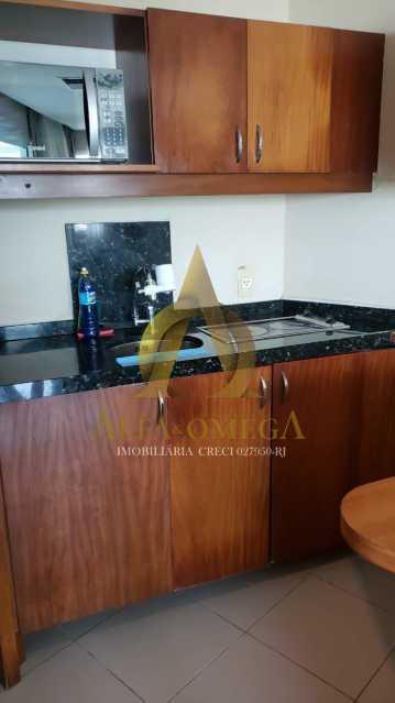 ae2ab646-2c31-47f1-8d53-c04b24 - Loft 1 quarto para alugar Barra da Tijuca, Rio de Janeiro - R$ 2.000 - AO10186L - 9