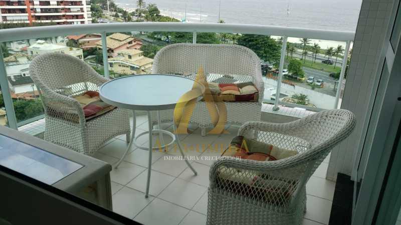 92077c43-ed02-4fdc-a0bc-eb6765 - Loft 1 quarto para alugar Barra da Tijuca, Rio de Janeiro - R$ 2.000 - AO10186L - 1