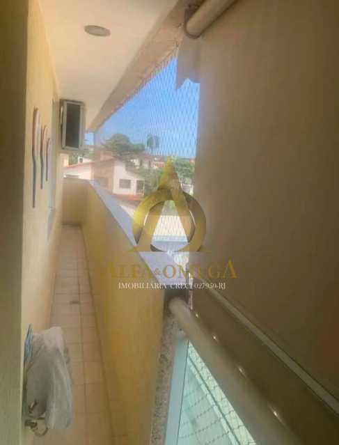 1 - Cobertura 3 quartos à venda Pechincha, Rio de Janeiro - R$ 599.000 - AOJ50061 - 4