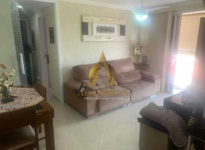 2 - Cobertura 3 quartos à venda Pechincha, Rio de Janeiro - R$ 599.000 - AOJ50061 - 1