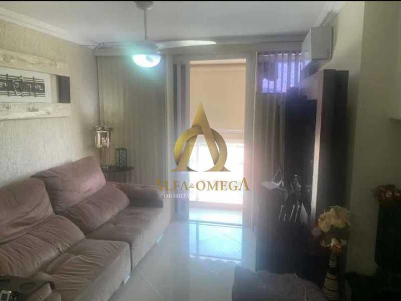 3 - Cobertura 3 quartos à venda Pechincha, Rio de Janeiro - R$ 599.000 - AOJ50061 - 3