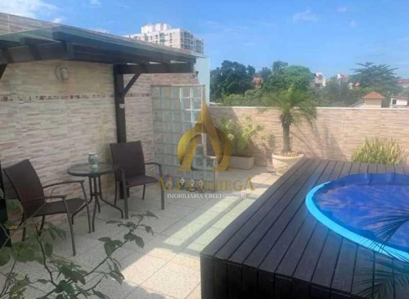 14 - Cobertura 3 quartos à venda Pechincha, Rio de Janeiro - R$ 599.000 - AOJ50061 - 15