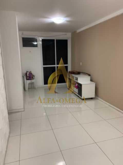 8 - Apartamento 2 quartos à venda Praça Seca, Rio de Janeiro - R$ 230.000 - AOJ20290 - 1