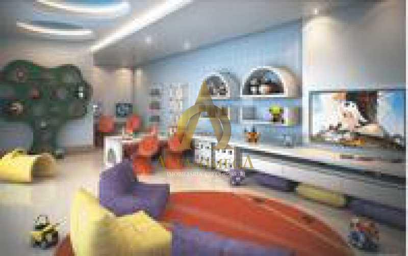 12 - Apartamento 2 quartos à venda Praça Seca, Rio de Janeiro - R$ 230.000 - AOJ20290 - 13