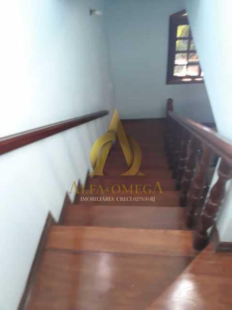 1 - Casa em Condomínio 4 quartos à venda Taquara, Rio de Janeiro - R$ 1.200.000 - AOJ60189 - 5