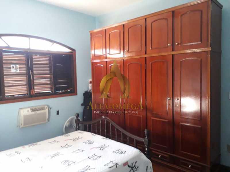 5 - Casa em Condomínio 4 quartos à venda Taquara, Rio de Janeiro - R$ 1.200.000 - AOJ60189 - 9